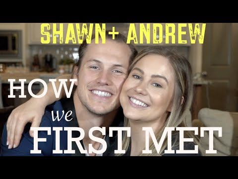 HOW I MET MY HUSBAND | Shawn + Andrew East Storytime