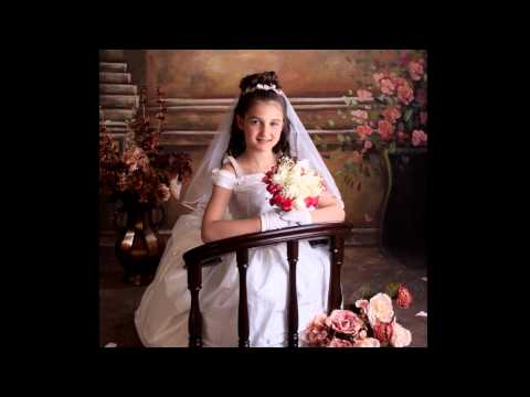 First Holy Communion with CB Photography