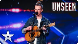 Is Tim Newman the new Ed Sheeran? | Auditions | BGT: UNSEEN