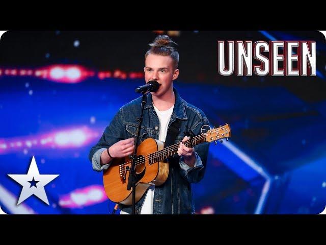 Is Tim Newman the new Ed Sheeran? | BGT: UNSEEN