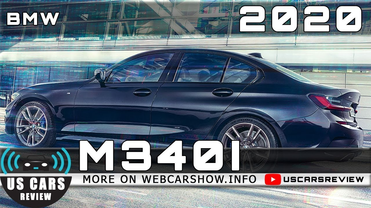 2020 Bmw M340i Review Release Date Specs Prices Youtube