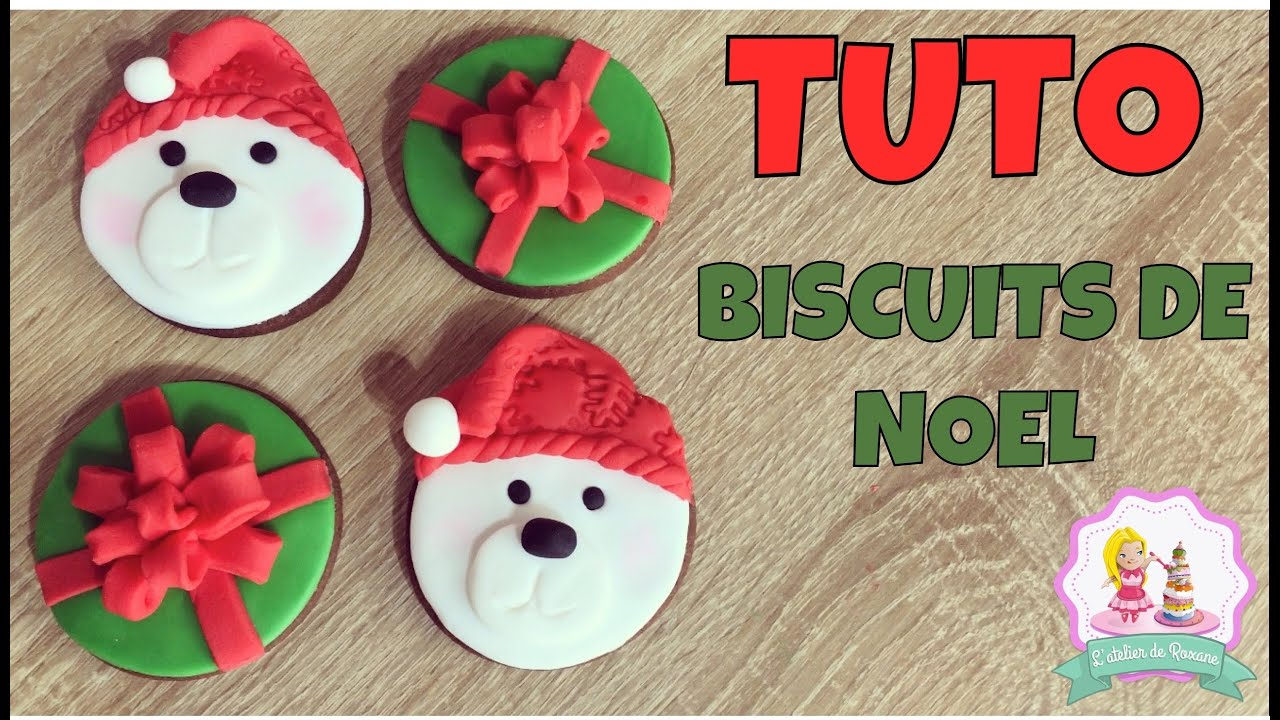 recette biscuits de noel christmas cookies recipe youtube. Black Bedroom Furniture Sets. Home Design Ideas