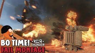 War Thunder - Fail Montage #67