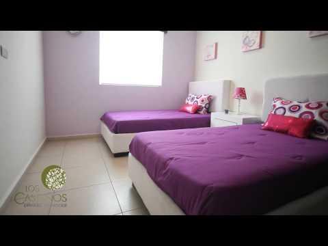 Modelo Galia Plus, Los Castaños. Casas en Apodaca