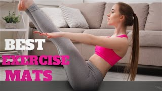 Top: 5 Best Exercise Mats 2018 - Exercise Mats For Home Use