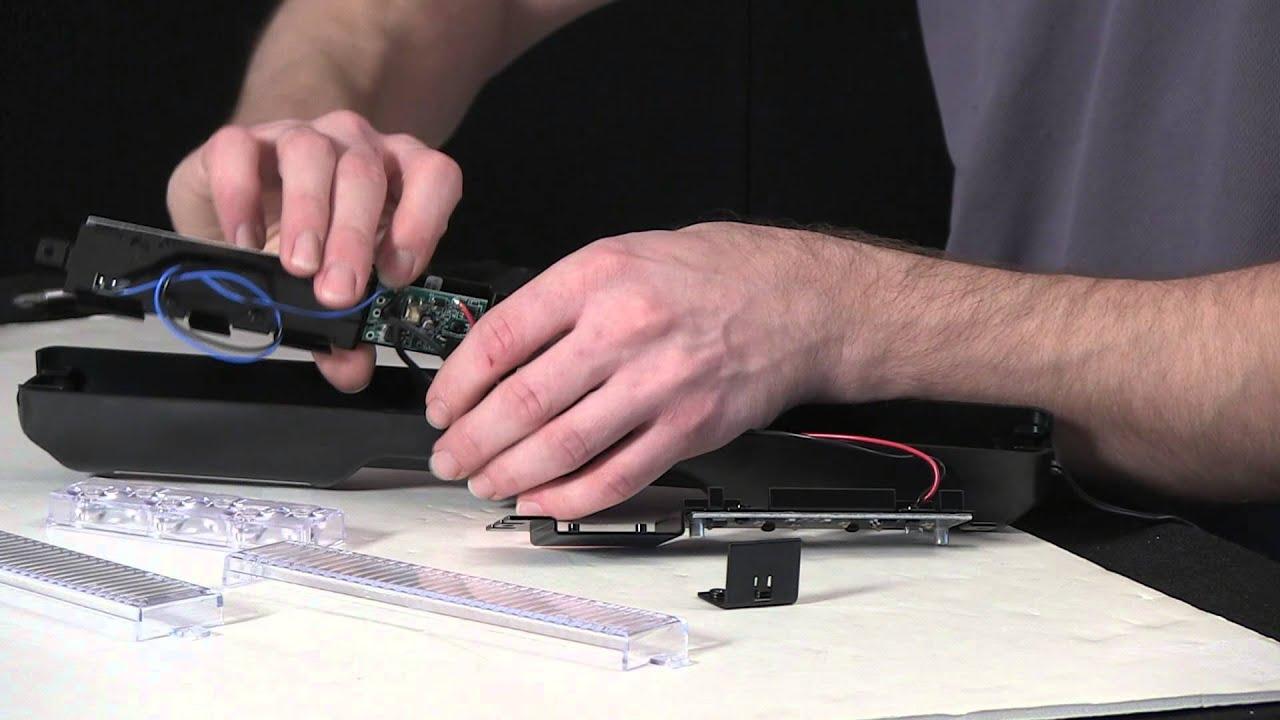Chris Disassembles A Whelen Slimlighter Tir6 Super Led Light Youtube Wiring Diagram
