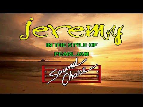 Karaoke Pearl Jam - Jeremy