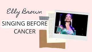 Elly Brown Singing Before Cancer | Vocal, Hosting, & Performance Reels