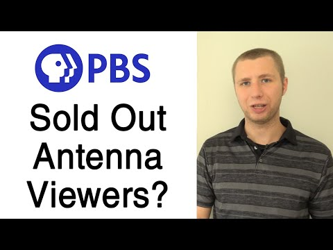 PBS Stations Take Millions To Go Off Air, Move To Low VHF