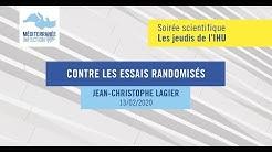 Les Jeudis de l'IHU - Jean-Christophe Lagier - 13/02/2020
