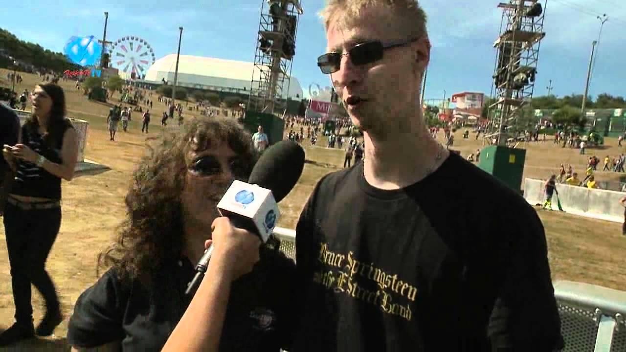 Palco Mundo - Público Dia 3 - Rock in Rio-Lisboa 2012
