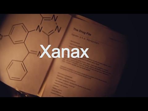 Xanax - The Drug File