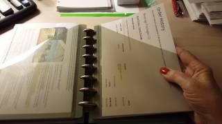 Cruise Travel Document Organizer