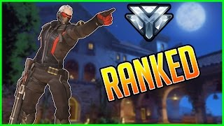 OVERWATCH | RANKED | ROAD TO DIAMANTE