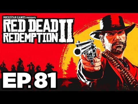 Red Dead Redemption 2 Ep.81 - CNN PAINTINGS = REAL NEWS PAINTINGS? HORSE RACE! (Gameplay Let's Play) thumbnail
