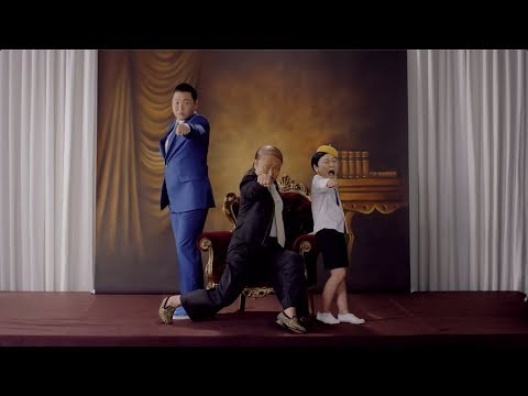 PSY - DADDYfeat. CL of 2NE1 M/V