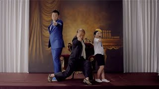 Video clip PSY - DADDY(feat. CL of 2NE1) M/V