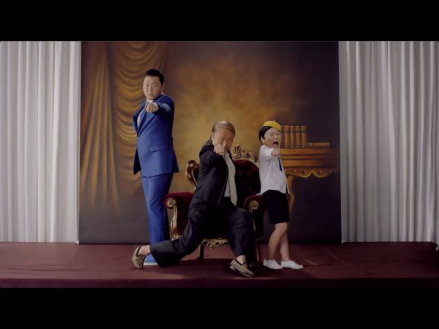 PSY - DADDY(feat. CL of 2NE1) M/V