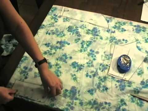 Metodo Sitam: abito di Nofar- taglio e confezione