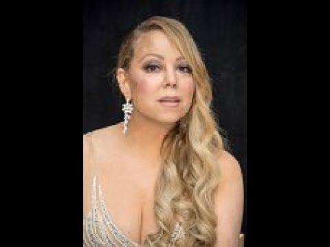 Mariah Carey in the TCL Chinese Theatre | Handprints & Footprints taken! 1/11