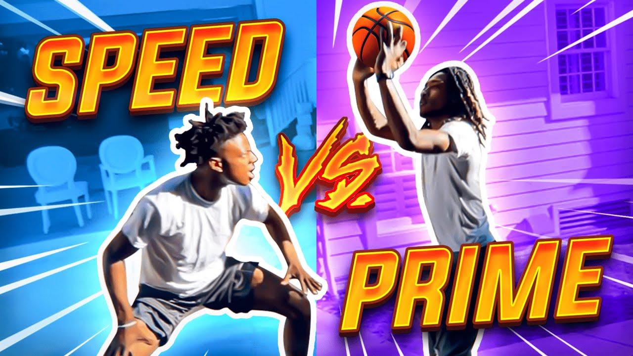 Download Prime vs iShowSpeed 1v1 Basketball