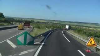 Trucking to Rouen