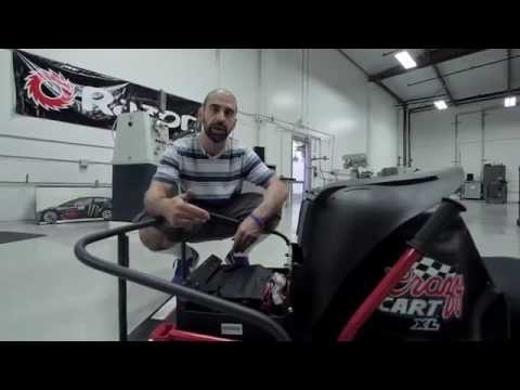 Razor Presents:  The all new CRAZY CART XL!!!  [HD]