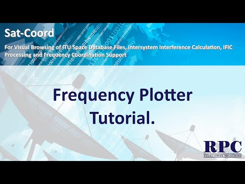 Sat-Coord: Frequency Plotter Tutorial