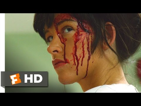 Nurse 3-D (8/10) Movie CLIP - Catfight Bloodbath (2012) HD