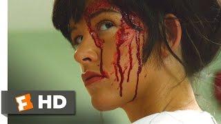 Nurse 3-D (8/10) Movie CLIP - Catfight Bloodbath (2012) HD