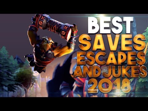 BEST Saves, Escapes & Jukes of 2018 - Dota 2 thumbnail