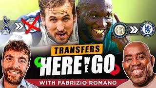 Will Kane Do A U-Turn & Lukaku Has Inter Fans Fuming! Transfers 'Here We Go' With Fabrizio Romano Thumb