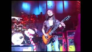 desiree bassett and sammy hagar rock roll led zeppelin