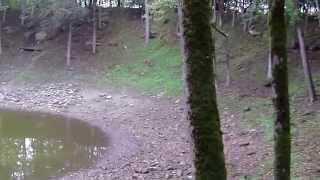 Estonia Saaremaa Kaali - meteorit crater