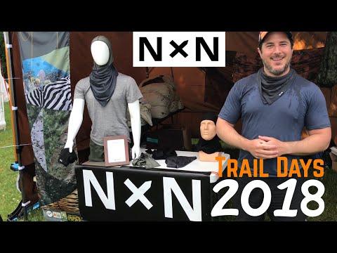 Trail Days 2018 Gear Vendors ~ North X North (New Company)
