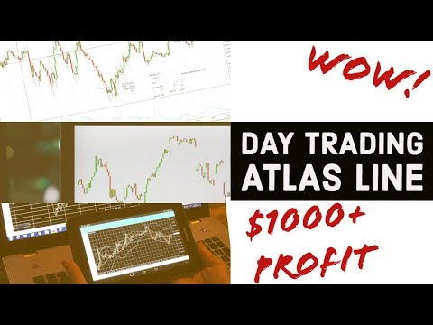 Best Day Trading Strategy 2019: The Atlas Line Automated Trading Signals