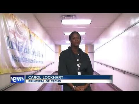 Cleveland Early College High School Number 1 for 2012 OGT