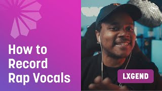 How to Record Pro Rap Vocals With Your iPhone