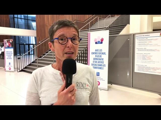 Interview d'Isabelle Concessi, directrice centre social, JPAG 2018