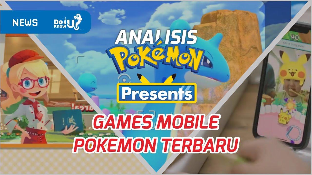 New Pokemon Snap yang mengalahkan Pokemon Sword and Shield - Analisis Pokemon Presents 17 Juli 2020