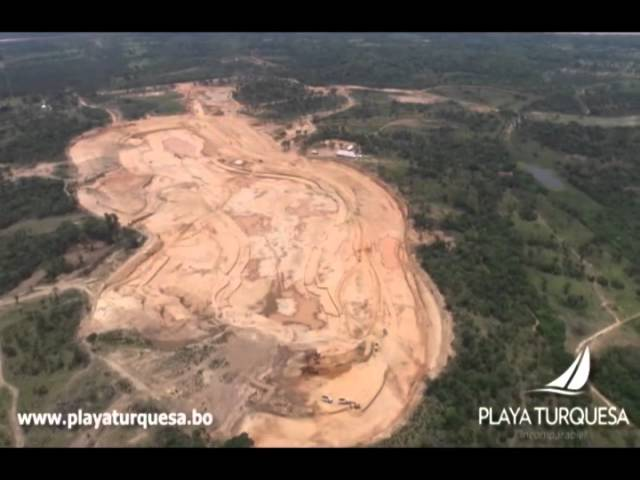 Avance de Obras Noviembre 2015 - Playa Turquesa
