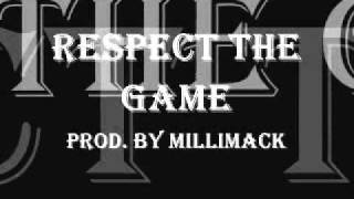"""Dirty South Hip Hop Instrumental"" - Respect the Game"