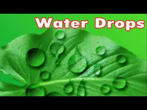 Adobe Photoshop Tutorial#How to make #Water Drops effect thumbnail