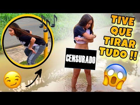 ENTREI NO RIO !!! 😱 TUDO QUE A RUIVA MANDAR EU VOU TER QUE FAZER ( DEU RUIM ) !!!