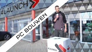 Dikke game-pc bouwen bij 4Launch