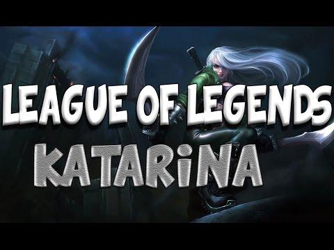 League of Legends Greek - Katarina mid + Penta - MrFantasticer [30]