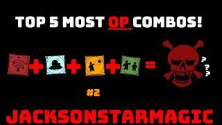 TOP 5 MOST OP COMBOS! #2 | Roblox Elemental Battlegrounds