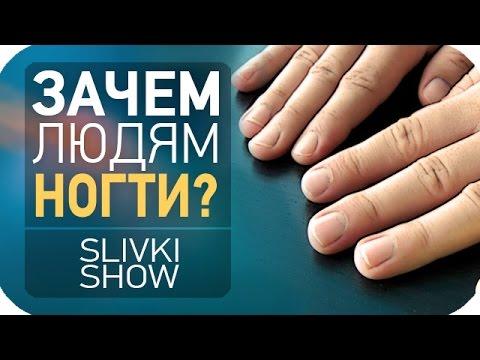 Зачем людям ногти? [SLIVKI SHOW]
