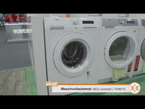 AEG Waschmaschine LAVAMAT L 73489 FL