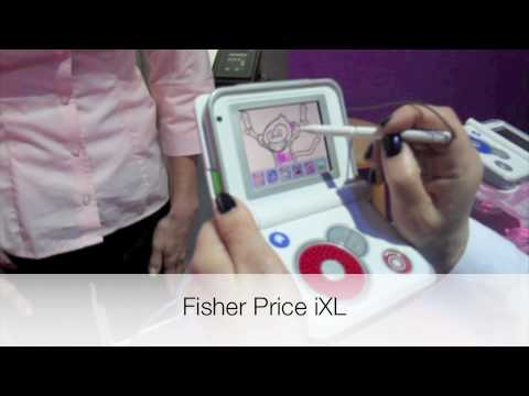 CrunchGear: Hands-on With The Fisher Price IXL